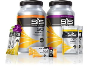 ENERGY - gels, powders, bars and shots