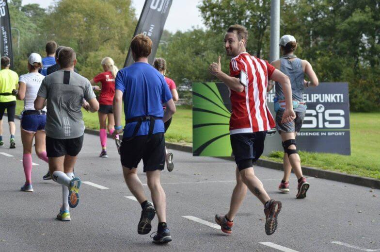 valmistumine maratoniks