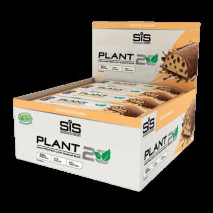 SiS-Plant20-proteiinibatoon-küpsise-taigen-12tk